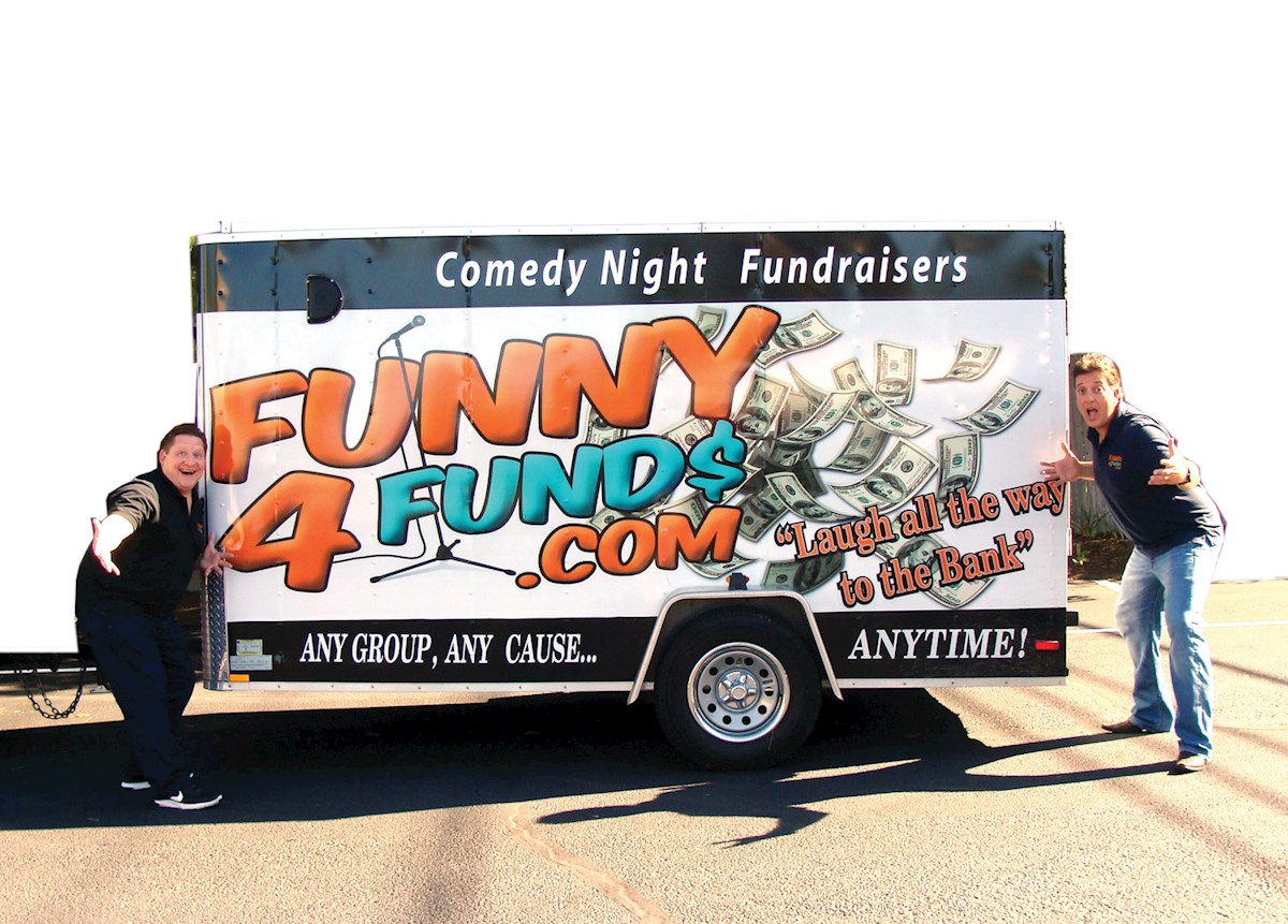 Comedy Fundraising Business