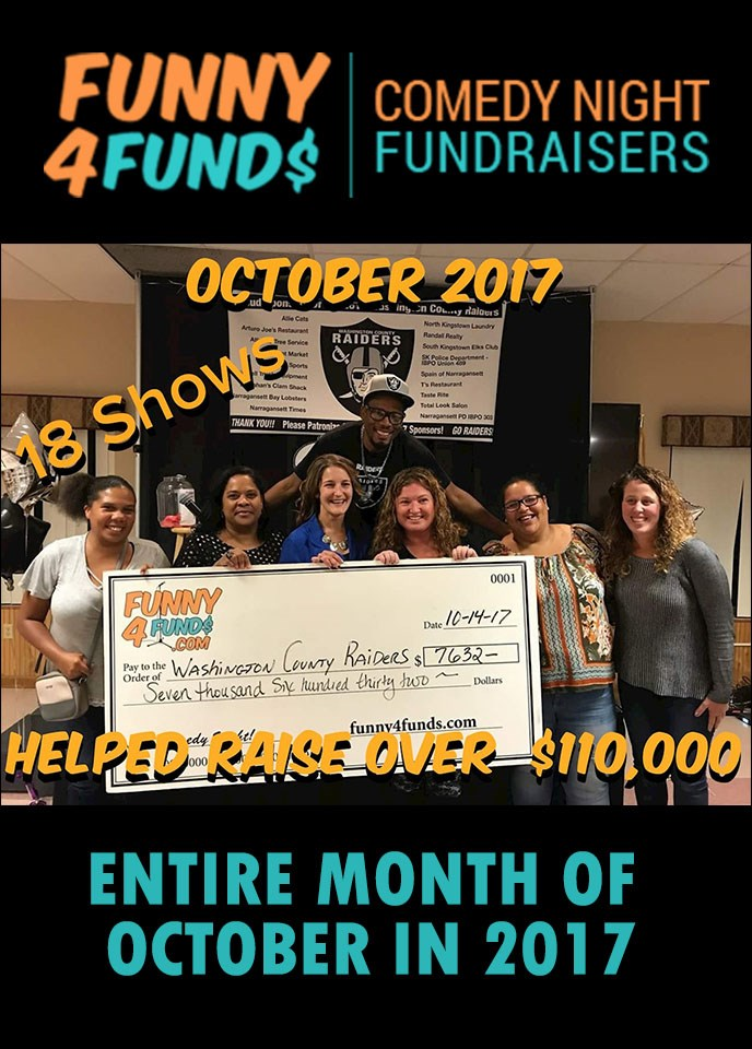 Funny 4 Funds October 2017